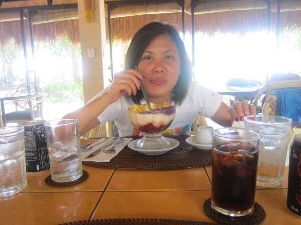 SEA WIND RESORT SPECIAL HALO-HALO