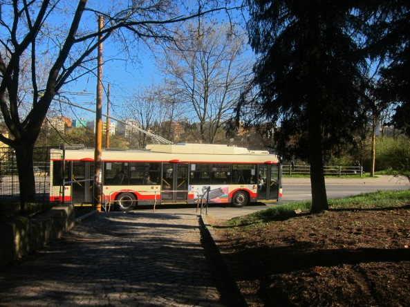 Trolley Bus Jihlava