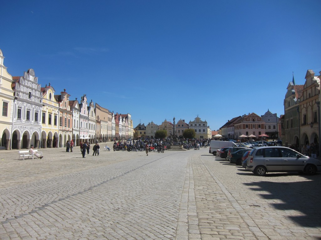 Telč Czech Republic