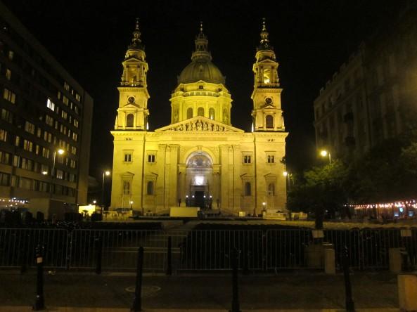 St, Stephen's Basilica Budapest, Hungary