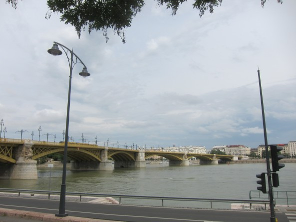 Margaret Bridge Budapest, Hungary