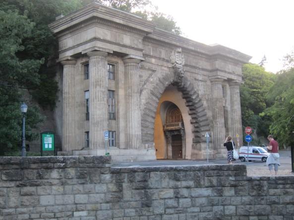 Adam Clark Tunnel Budapest, Hungary