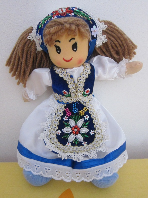 My first ever Hungarian Doll